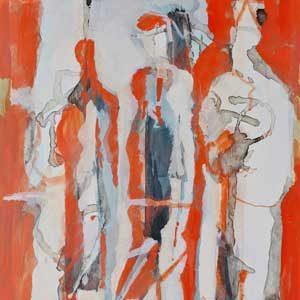 Alfred Wittwar . 2011 . Figural . Kunsthandel Stradmann