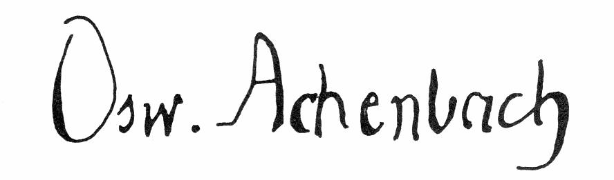 Oswald Achenbach