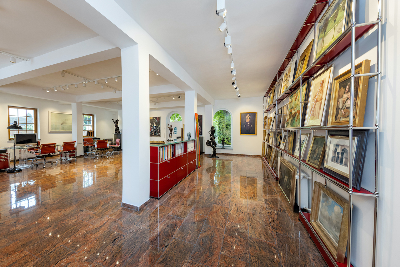 Kunsthandel Alexander Stradmann