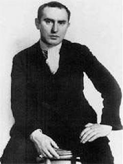 Jankel Adler. 1924. Fotografie