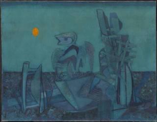 Jankel Adler. No Man's Land. 1943