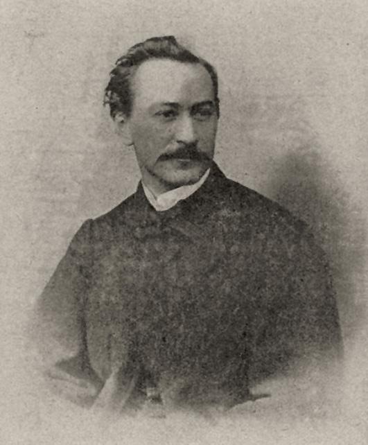 Albert Arnz. 1885